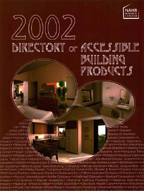 Directory of Accessible Building Products - 2002, 2003 - Press-Media Coverage
