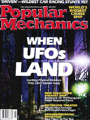 Popular Mechanics - May, 2001